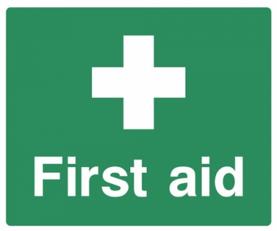 First aid course places available