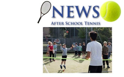 Club launches plan to bring tennis into schools